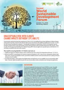 WSDF 2019 Brochure as on June 10 2019 – World Sustainable