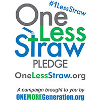 One Less Straw